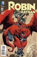 Robin Son of Batman #2 Var Ed *Clearance*