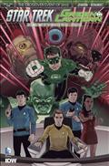 Star Trek Green Lantern #1 (of 6) Reg Rodriguez *Special Discount*
