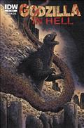 Godzilla In Hell #1 (of 5) *Special Discount*