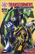 Transformers Robots In Disguise Animated #1 *Special Discount*