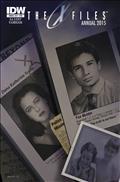 X-Files Annual 2015