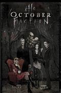 October Faction TP Vol 01 *Special Discount*