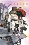 Descender #5 (MR)
