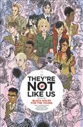 Theyre Not Like Us TP Vol 01 Black Holes For The Young (MR) *Special Discount*