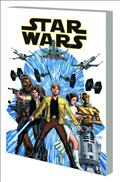 Star Wars TP Vol 01 Skywalker Strikes *Special Discount*