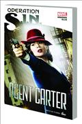 Operation Sin TP Agent Carter *Special Discount*