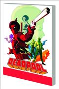 Deadpool Flashbacks TP *Special Discount*