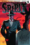 Will Eisner Spirit #1 Cvr B Wagner *Special Discount*