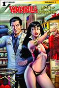Vampirella Army of Darkness #1 (of 4) Cvr A Seeley *Special Discount*