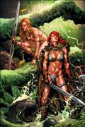 Swords of Sorrow Sonja Jungle #1 (of 3) Virgin (C: 0-1-2)