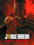 Judge Dredd Dark Justice HC (C: 0-0-1) *Special Discount*
