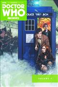 Doctor Who 11Th Archives Omnibus TP Vol 01 (of 7) *Special Discount*