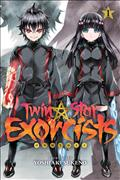 Twin Star Exorcists GN Vol 01 (C: 1-0-0) *Special Discount*