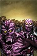 Aliens vs Zombies #1 (of 5) B Cvr Spay (MR) *Special Discount*