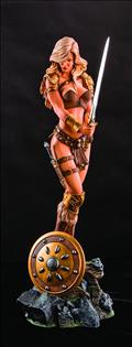 Arhian Head Huntress 1/4 Scale Statue (Net) (C: 0-1-2)