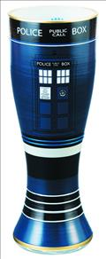 Doctor Who 20 Oz Hand Painted Glass (C: 1-1-2)