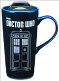 Doctor Who 20 Oz Heat Reactive Ceramic Travel Mug (C: 1-1-2)