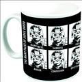 Judge Dredd Many Faces of Judge Dredd Mug (C: 0-1-2)