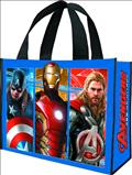 Marvel Avengers Age of Ultron Lg Recycled Shopper Tote (C: 1