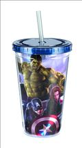 Marvel Avengers Age of Ultron 18 Oz Acrylic Travel Cup (C: 1