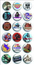 Guardians of The Galaxy 144Pc Button Asst (Net) (C: 1-1-1)