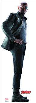 Avengers Age of Ultron Nick Fury Life-Size Standup (C: 1-1-2