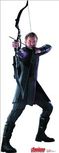 Avengers Age of Ultron Hawkeye Life-Size Standup (C: 1-1-2)