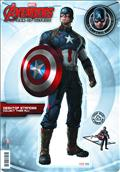 Avengers Age of Ultron Captain America Desk Standee (C: 1-1-