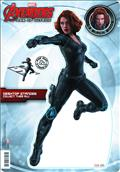 Avengers Age of Ultron Black Widow Desk Standee (C: 1-1-2)