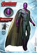 Avengers Age of Ultron Vision Desk Standee (C: 1-1-2)