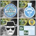 Breaking Bad Decal Pack Vinyl Decal Asst 1 (Net) (O/A) (C: 1