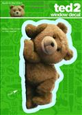 Ted 2 Sexy Ted Vinyl Decal (C: 1-1-1)