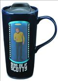 Star Trek Beam Me Up 20 Oz Heat Reactive Ceramic Mug (C: 1-1
