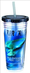 Star Trek 24 Oz Acrylic Travel Cup (C: 1-1-2)