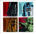 Sw Iconic Character Graphics 4Pc Plate Set (C: 1-1-2)