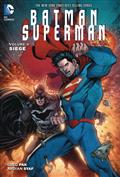 Batman Superman TP Vol 04 Sieige *Special Discount*