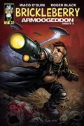 Brickleberry #1 (of 4) Cvr A Rebner *Special Discount*