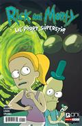 Rick & Morty Lil Poopy Superstar #1 (of 5) (C: 1-0-0) *Special Discount*