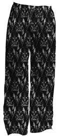 Star Wars Vader Get Together Blk Sleep Pants Lg (C: 1-1-1)