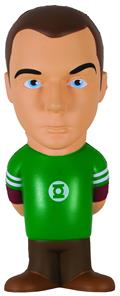 Big Bang Theory Stress Doll Sheldon Cooper (O/A) (C: 1-0-0)