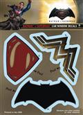 Batman V Superman Logo Decals (C: 1-1-1)