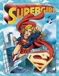 Supergirl Sonic Boom 3D Art (C: 1-1-1)