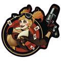DC Comics Bombshells Harley Quinn Mouse Pad (Net) (C: 1-1-1)