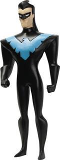 New Batman Adventures Nightwing Bendable Figure (C: 1-1-1)