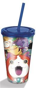 Yo-Kai Watch Multi-Char Lidded Tumbler (C: 1-1-2)