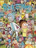 Art of Rick & Morty HC (C: 1-1-2)