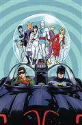 Batman 66 Meets The Legion of Super Heroes #1 *Special Discount*
