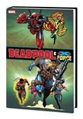 Deadpool And X-Force Omnibus HC *Special Discount*