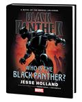 BLACK-PANTHER-WHO-IS-THE-BLACK-PANTHER-PROSE-NOVEL-HC-Special-Discount