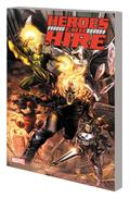 Heroes For Hire Abnett And Lanning Comp Coll TP *Special Discount*